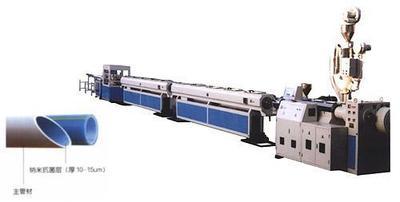PP-R给水管生产设备